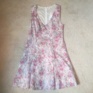 Floral dress from Francesca's